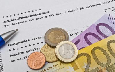 Steuern sparen mit der Nebenkostenabrechnung, kann das sein?