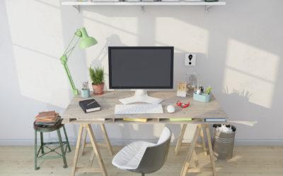 Erhöhter Werbungskostenabzug bei gemeinsamer Nutzung eines häuslichen Arbeitszimmers!