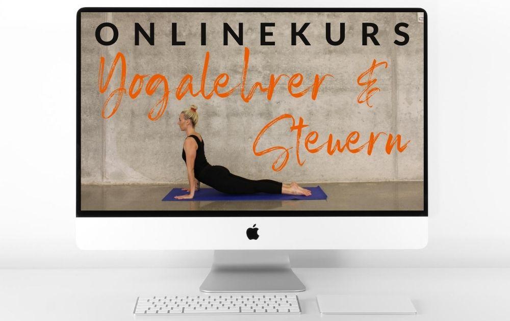 Yogalehrer und Steuern - Onlinekurs